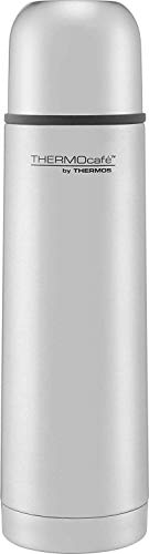 Thermos Thermocafé Edelstahl-Isolierflasche, 0,5 l