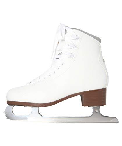 Graf Tango Schlittschuhe Eiskunstlaufschlittschuhe Weiß Kinder (28)