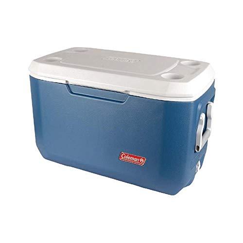 Coleman Passive Kühlbox 70QT Extreme - Mobile Thermobox fürs Auto & Camping, Fassungsvermögen 66 Liter (20x1,5L Flaschen) Coolbox
