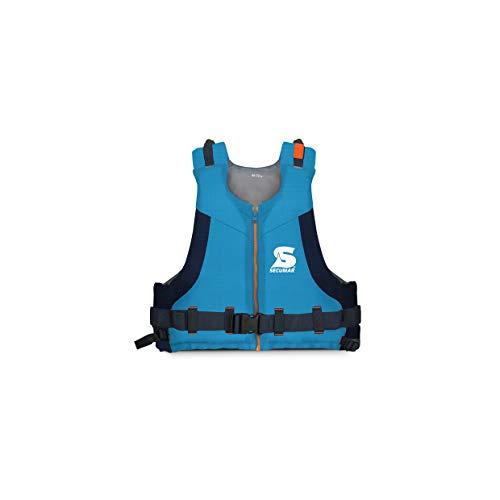 Secumar Camino-Kanu-Kayak Schwimmhilfe 50N- Klasse Blau, Hawaiian Ocean (30-40kg)