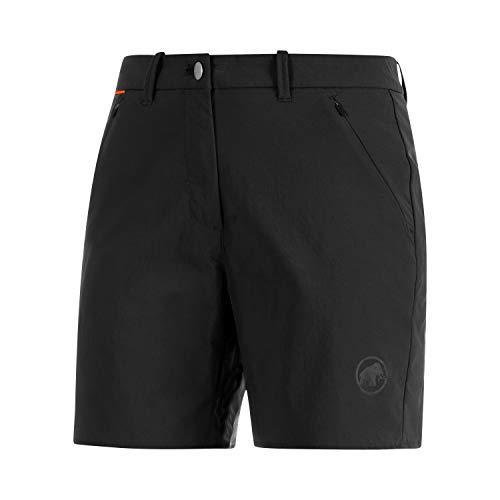 Mammut Damen Shorts Hiking Shorts, schwarz, 32 EU