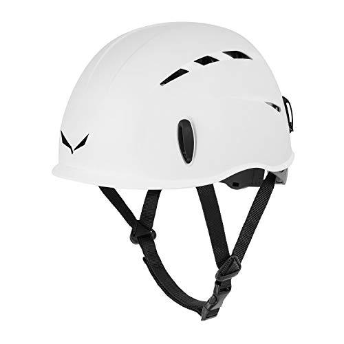 Salewa 02250  Unisex-Helm Toxo, Weiß, UNI