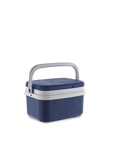 Campos 14400 Kühlbox für unterwegs, hermetischer Verschluss 10 l