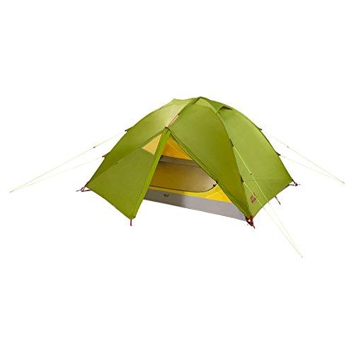 Jack Wolfskin Trekkingzelt ECLIPSE II (Farbe: 4410 green tea)