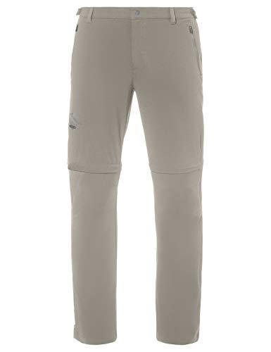 VAUDE Herren Hose Men's Farley Stretch T-Zip Pants II, boulder, 46, 04575