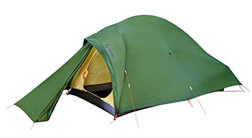 VAUDE 2-personen-zelt Hogan UL 2 Personen, green, One Size, 123084000