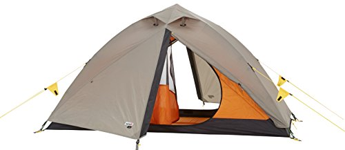 Wechsel Tents Kuppelzelt Charger - Travel Line - Vielseitiges 2-Personen Geodät Zelt