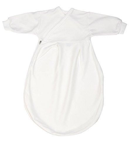 Alvi Baby Mäxchen Schlafsack Innensack Größe 74 weiss