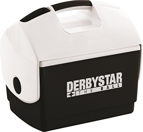 Derbystar Kühlbox, 35 x 23 x 33 cm, schwarz weiß, 4514000120