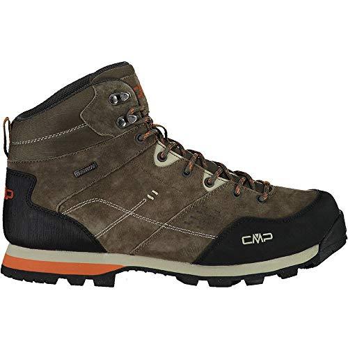 CMP Campagnolo Alcor Mid Trekkingschuhe Wanderschuhe Braun versch. Größen 39Q4907-P961 Braun (Wood Braun) 47 EU