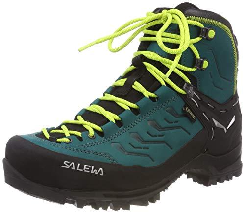 Salewa Damen WS Rapace Gore-TEX Trekking-& Wanderstiefel, Shaded Spruce/Sulphur Spring, 38 EU