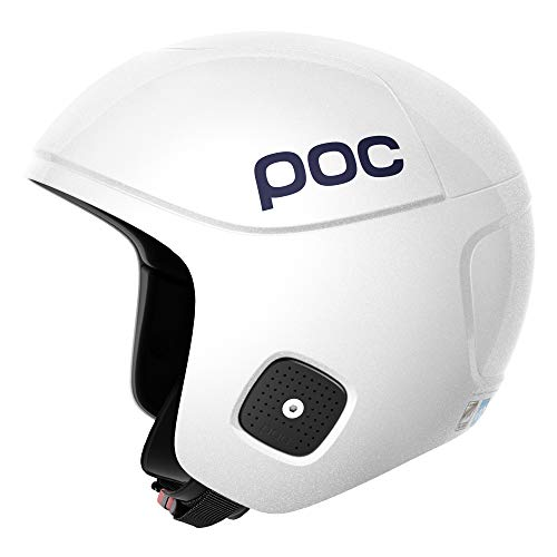 POC Skull Orbic X Spin Helm, Unisex Adult, Weiß (Hydrogen White), M / 55-56