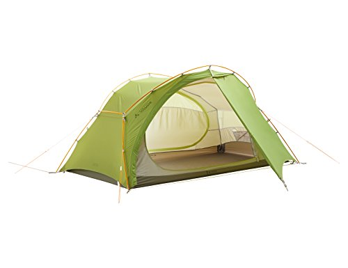 VAUDE 2-personen-zelt Low Chapel L 1-2P, avocado, one size, 128224510