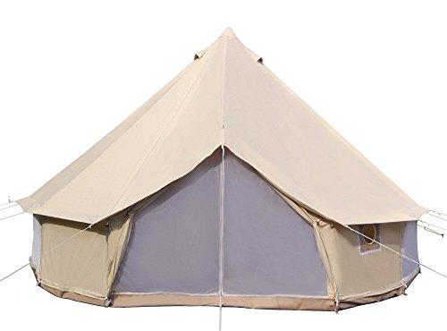 DANCHEL SPORT Outdoor-Zelt, für alle Jahreszeiten, strapazierfähig, 3 m