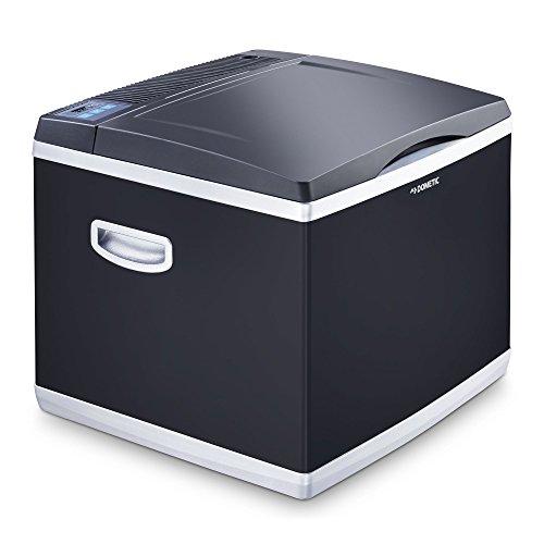 DOMETIC CoolFun CK 40D Hybrid - tragbare Kompressor- /thermoelektrische-Kühlbox, 38 Liter, 12 V und 230 V für Auto, Lkw und Steckdose