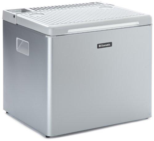 Dometic CombiCool RC 1600 EGP, lautlose, elektrische Absorber-Kühlbox mit Gas-Anschluss 50 mbar, 31 Liter, 12 V und 230 V für Auto, Lkw und Steckdose