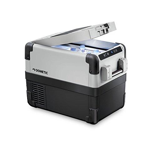 DOMETIC CoolFreeze CFX 28,tragbare elektrische Kompressor-Kühlbox, 26 Liter, mit USB-Anschluss, 12/24 V und 230 V für Auto, Lkw, Boot, Reisemobil und Steckdose
