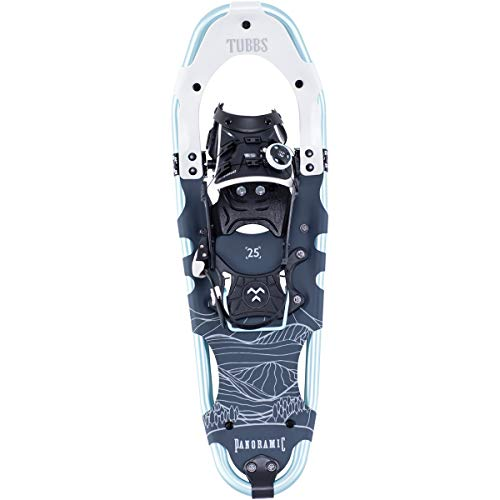 Tubbs Panoramic Schneeschuhe, Größe:25w (64 cm), Farbe:hellblau