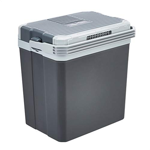 Amazon Basics thermoelectric cooler with cooling and warming function - 24 litres, 230V / 12V DC EU version