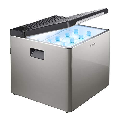 DOMETIC ACX3 40G - tragbare Absorber-Kühlbox, 41 Liter, lautloser Betrieb mit 12 V, 230 V und Gaskartusche