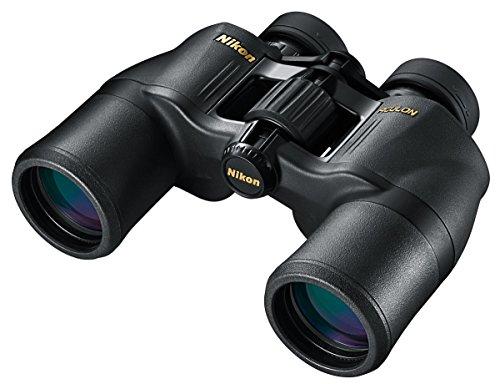 Nikon Aculon A211 8x42 Fernglas (8-fach, 42mm Frontlinsendurchmesser) schwarz