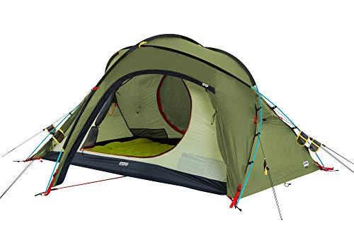 Wechsel Tents Forum 42 - Unlimited Line - 2-Personen Geodät Zelt - Grün