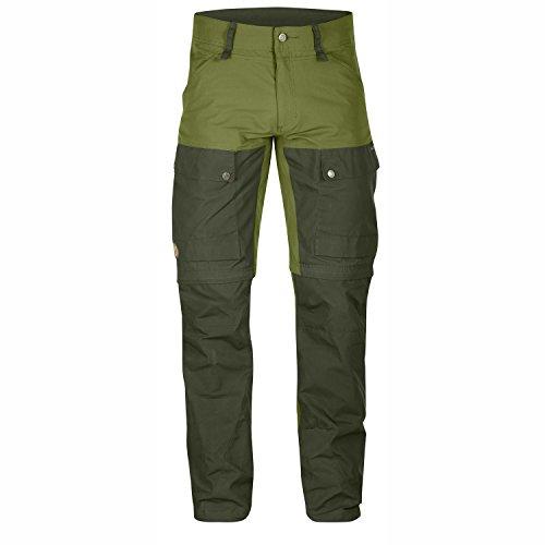 Fjällräven Herren Keb Gaiter Trousers Long Trekkinghose Hose Shorts, Avocado, 52