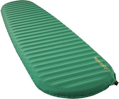 Therm-a-Rest Trail Pro WingLock Schaumstoff-Camping-Pad, Unisex, Kiefer