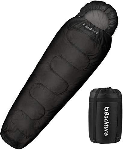 Schlafsack, Deckenschlafsack Super Leichtgewicht Warm Outdoor 100% Baumwollhohlfaser für Camping,Wandern,sonstige Aktivitäten im Freien im 4-Jahreszeiten leicht in Tragetasche,800g 220 x 80cm