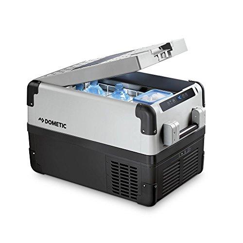 DOMETIC CoolFreeze CFX 35W, elektrische Kompressor-Kühlbox, 32 Liter, 12/24 V und 230 V für Auto, Lkw, Boot, Reisemobil und Steckdose, mit WLAN + USB Anschluss