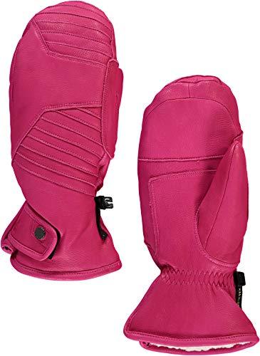 Spyder Damen Turret Gore-TEX Ski Glove Handschuhe, Bryte Kaugummi, X-Small