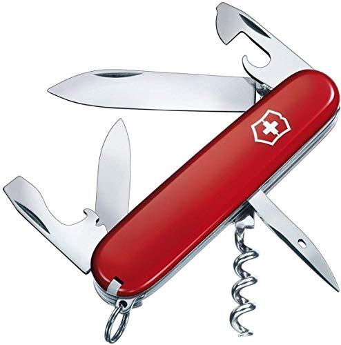 Victorinox Unisex– Erwachsene Spartan Taschenwerkzeug, Rot, One Size