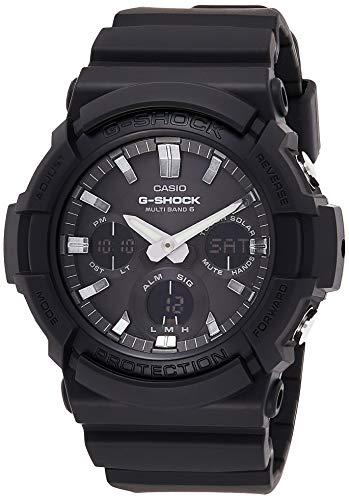 Casio G-Shock Solar- und Funkuhr GAW-100B-1AER