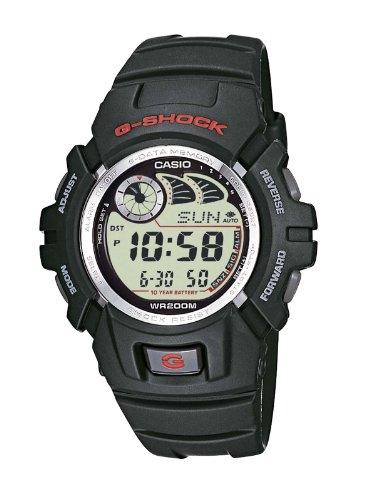 Casio G-Shock Herren Resin Uhrenarmband G-2900F-1VER