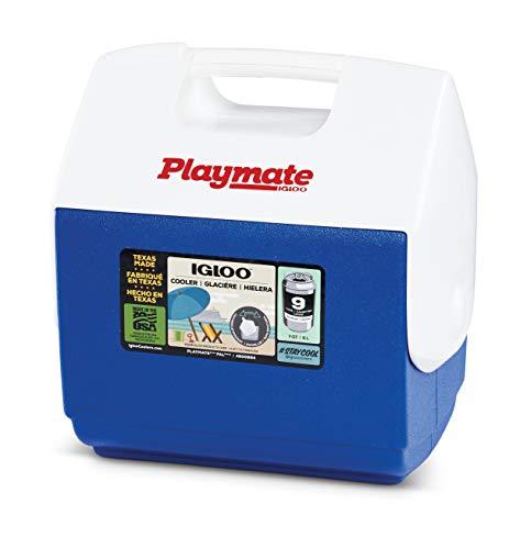 Igloo - Playmate Pal - Kleine Kühlbox - Blau - 6,6 Liter - 30 x 21 x 31 cm (L x B x H)
