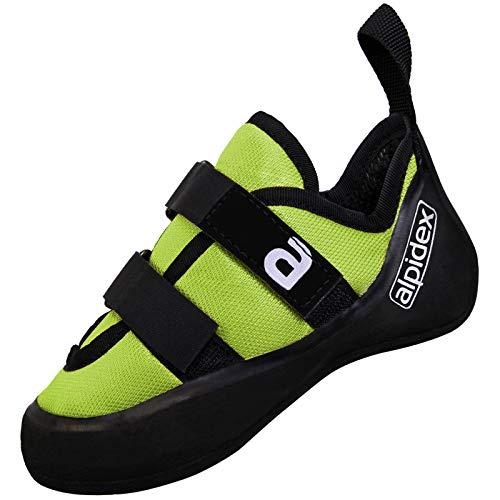 ALPIDEX Kletterschuh Kletterschuhe für Kinder Kinderkletterschuhe Größe 28-35, Größe:30 EU