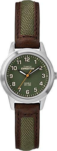 Timex Damen Quarz Uhr mit Leder Armband TW4B12000