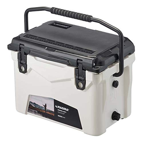 MAGIRA 18 Liter Passive Kühlbox Aspy CB18-P mobile Thermobox für Camping, Auto oder LKW