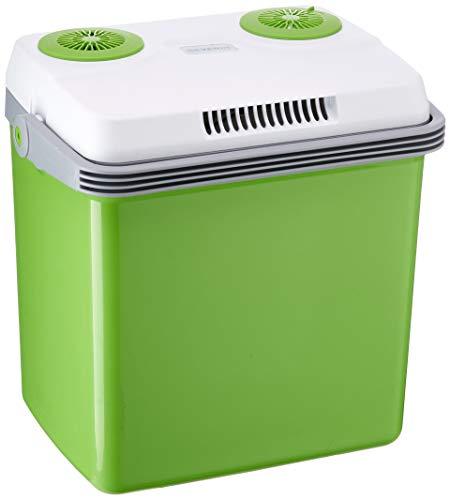 SEVERIN KB 2923 Elektrische Kühlbox (mit Kühl-& Warmhaltefunktion, 28 L, inkl. 3 Anschlüssen: Netzanschluss, zusätzliche 12 V-Anschlussleitung für Zigarettenanzünder & USB-Anschluss)