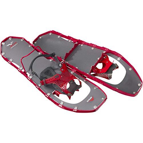 MSR W Lightning Ascent 25 Rot, Damen Aluminium-Schneeschuh, Größe One Size - Farbe Raspberry