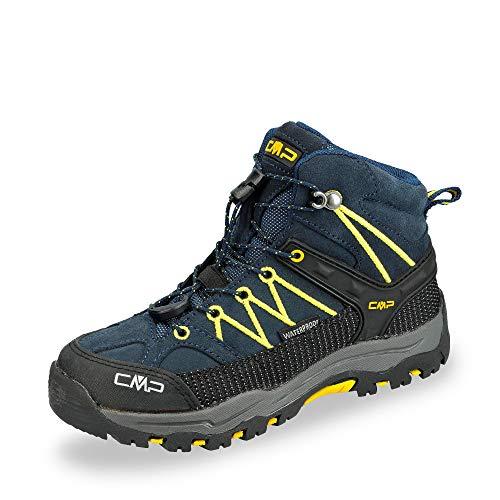 CMP Jungen Kids Rigel Mid Shoe Wp Trekking-& Wanderstiefel