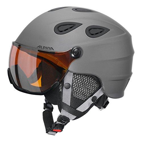 ALPINA GRAP Visor HM –Ski- und Snowboardhelm