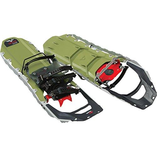 MSR Revo Ascent Rugged Schneeschuhe für alle Gelände, für Bergsteigen und Backcountry, 55,9 cm, Paar
