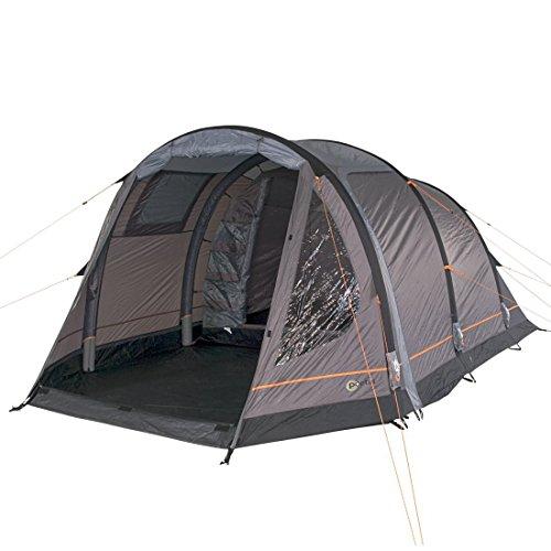 Portal Alfa 5 aufblasbares Campingzelt Tunnelzelt für 5 Mann Familienzelt wasserdicht mit 5000mm