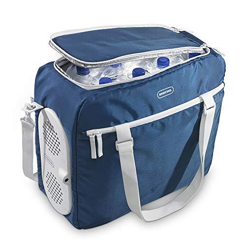 Mobicool MB32, tragbare thermo-elektrische kühltasche 32 Liter, 12 V, Kühlung bis 15°C unter Umgebungstemperatur für Auto, Einkauf und Picknick