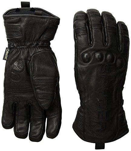 Spyder Herren 's Gate Gore-Tex Ski Handschuh, Herren, schwarz/schwarz