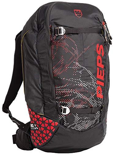 PIEPS Lawinen Airbag JETFORCE Tour Rider 24 gelb - 25 L