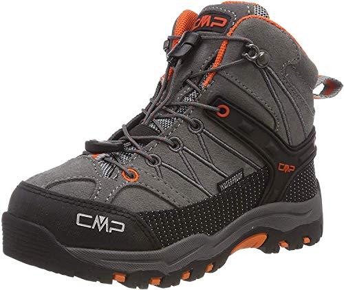 CMP Unisex Kinder Kids Rigel Mid Shoe Wp Trekking- & Wanderstiefel