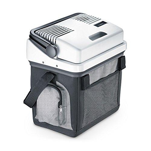 DOMETIC BordBar AS 25, tragbare elektrische Kühlbox, 20 Liter, 12 und 230 V für Auto, Lkw und Steckdose