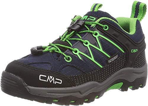 CMP – F.lli Campagnolo Unisex Kinder Kids Rigel Low Shoe Wp Trekking-& Wanderhalbschuhe